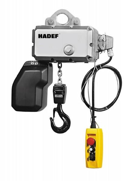 Elektrokettenzug HADEF 62/05