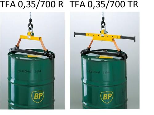 Fassgreifer TFA 0,35/700 R