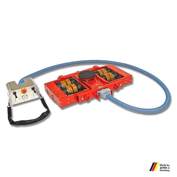 Druckluft-Fahrwerk JLA-p 15/30 G