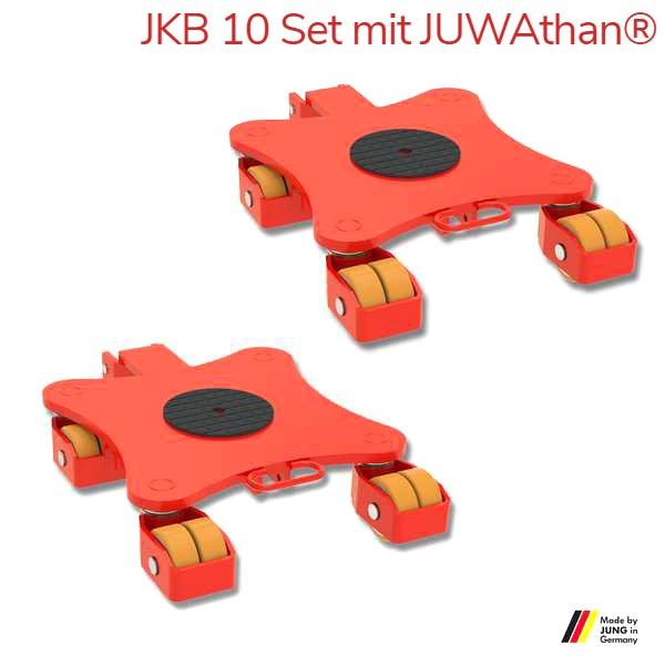 Kreiselfahrwerk JKB-G Set