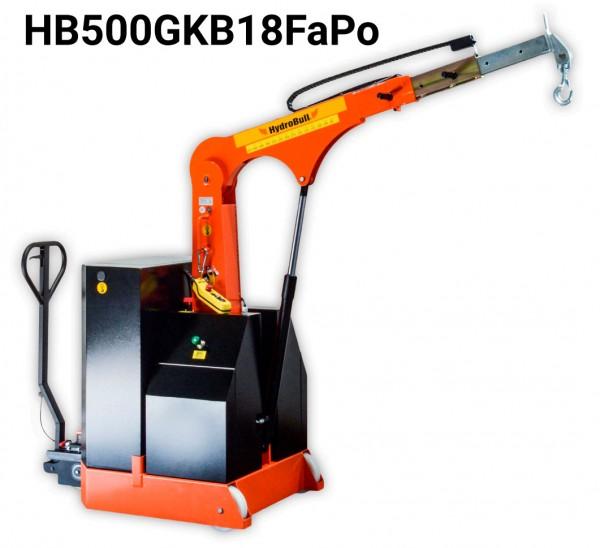 Gegengewichtskran HB-GKB-FaPo