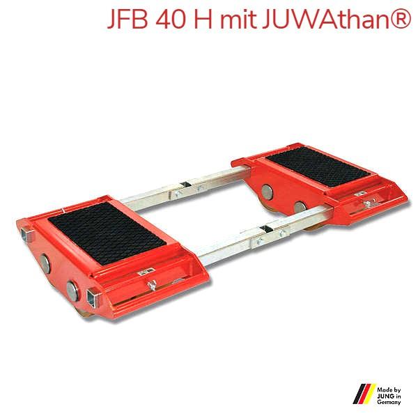 Schwerlastfahrwerk JFB-H