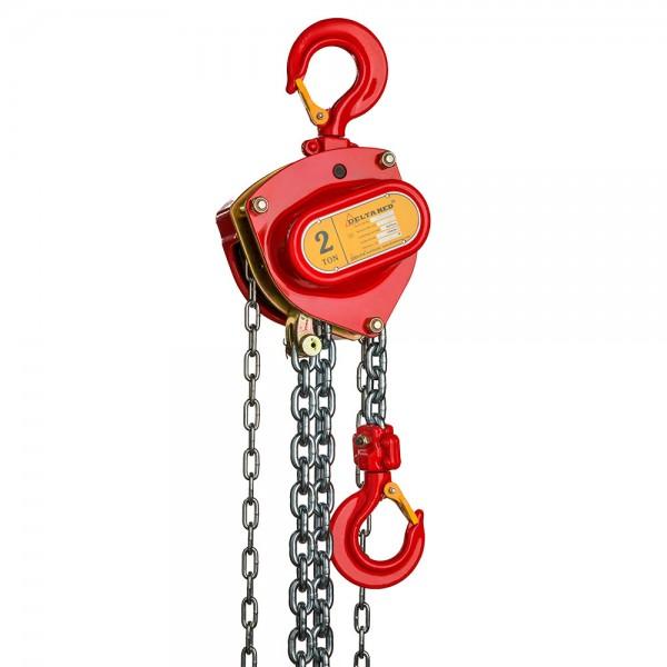 Stirnradkettenzug DELTA Red Premium