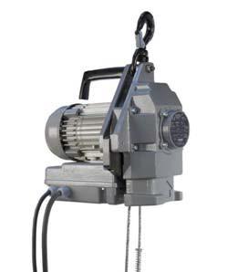 Minifor Elektro-Seilzug Version mit Funkfernsteuerung 251619