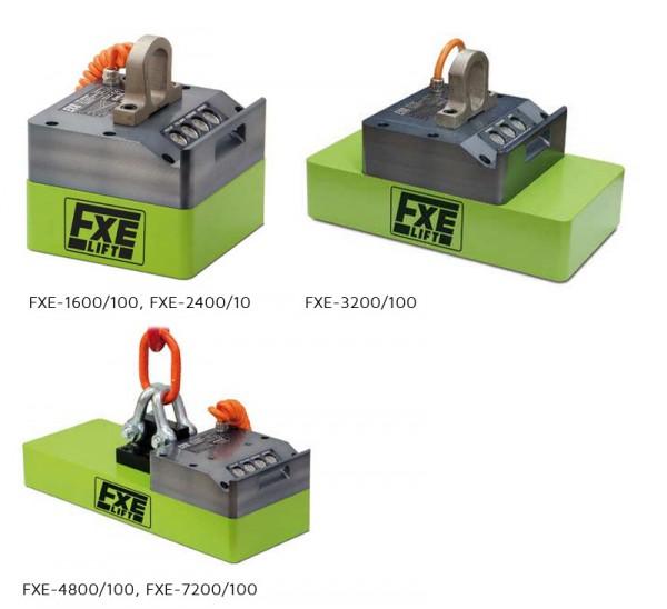 Lasthebemagnet FXE Poltyp 100