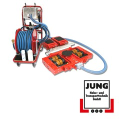 Druckluft-Fahrwerk JLA-p Set 3