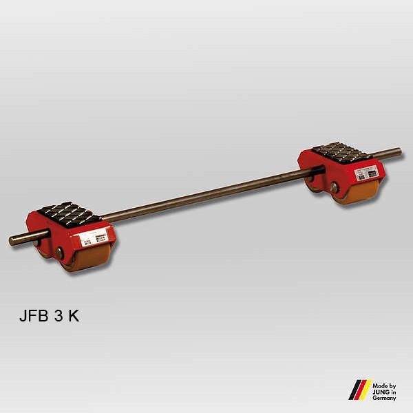 Schwerlastfahrwerk JFB-K