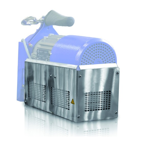G-smartrac 150 vario Schutzgehäuse Alu