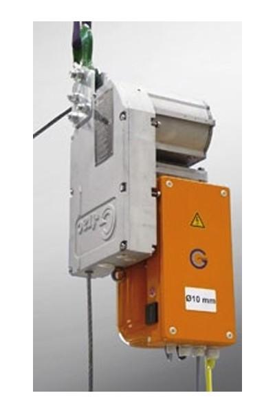 G-trac für Materialtransport
