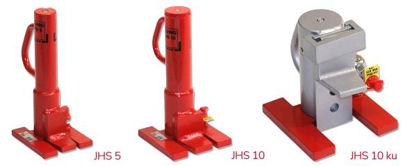 Stempelheber JHS