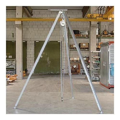 Alu-Dreibock 140 P+M