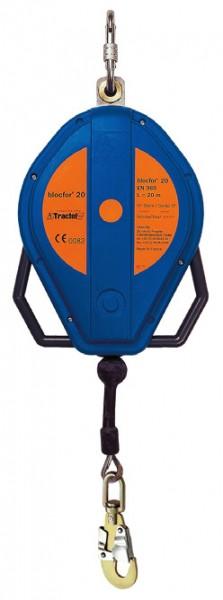 Höhensicherungs- und Rettungshubgerät blocfor GA 20-47-10
