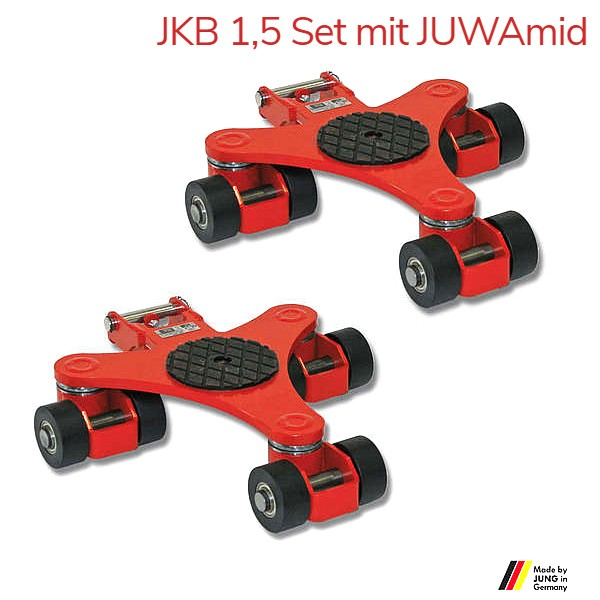 Kreiselfahrwerk JKB-K Set