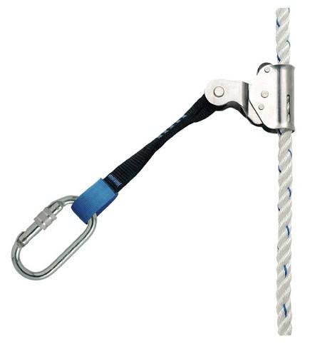 Auffanggerät für gedrehte Seile StopforP0,3-41-15-41